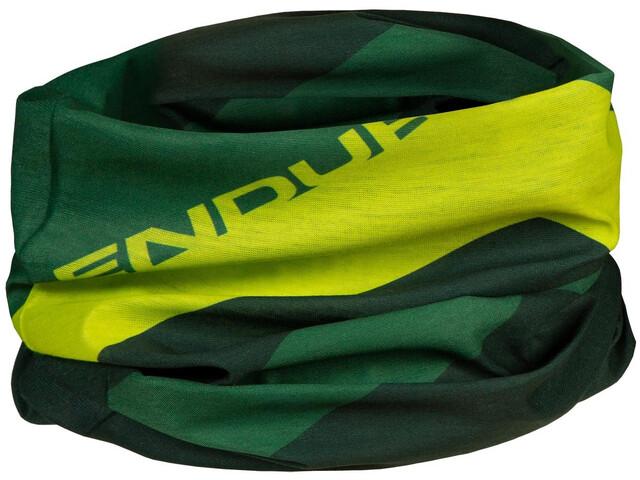 Endura SingleTrack Tour de cou multifonction, green